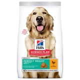 Hill's Science Plan Canine Adult Perfect Weight Large Breed Chicken 12 kg