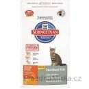 Hill's Feline Dry Adult Young Sterilised Chicken 1,5kg