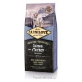 Carnilove Salmon &Turkey For Puppies 12kg