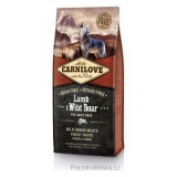 Carnilove Dog Lamb & Wild Board for Adult 12 kg