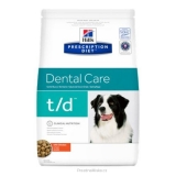 Hill's Prescription diet Canine T/D Large 3 kg