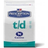 Hill's Prescription diet Canine T/D Large 10 kg