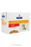 Hill's Fel. C/D kapsa Urinary Stress Chicken 12x85g