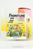 Frontline Tri-Act pro psy Spot-on S (5-10 kg) 1 pip