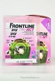 Frontline Tri-Act pro psy Spot-on XS (2-5 kg) 1 pip