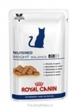 Royal Canin Neutered Weight Balance Wet 12 x 100 g