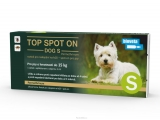 Bioveta TOP Spot on Stronger Dog S 1x1ml