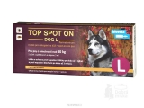 Bioveta Top Spot On Dog L nad 30kg 1x3ml
