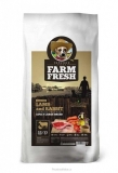 Farm Fresh Lamb & Rabbit Adult LB Grain Free 15kg