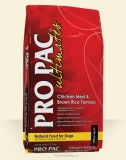 PRO PAC ULTIMATES Dog Chicken & Brown Rice 26/15 20kg