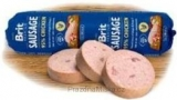 Brit Sausage Chicken & Rabbit 800g New