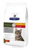 Hill's Feline Dry Adult Metabolic+Urin. stres 4kg