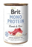 Brit Mono Protein Lamb & Brown Rice 400g