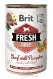 Brit Dog Fresh Beef with Pumpkin 400 g