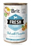 Brit Dog Fresh Fish with Pumpkin 400 g