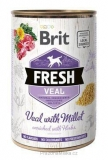 Brit Dog Fresh Veal with Millet 400 g