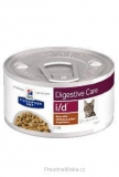 Hill's PD Feline Stew id with Chicken Rice & Vegetables konzerva 82 g