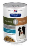 Hill's PD Canine Stew Metabolic Plus Mobility with Tuna & Vegetables 354 g