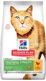 Hill's Science Plan Feline Adult 7+ Youthful Vitality Chicken 7 kg