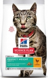 Hill's Science Plan Feline Adult Perfect Weight Chicken 1,5 kg