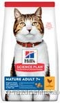 Hill's Science Plan Feline Mature Adult 7+ Chicken 10 kg