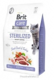 Brit Care Cat GF Sterilized Weight Control 7kg