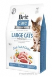 Brit Care Cat GF Large cats Power&Vitality 7kg