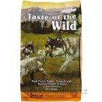 Taste of the Wild High Prairie Puppy 2x12,2 kg