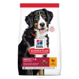 Hill's Science Plan Canine Adult Large Breed Chicken 18 kg