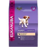 Eukanuba Puppy & Junior Lamb 12 kg
