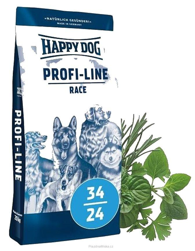 HAPPY DOG Profi-Line Race 34/24 20kg