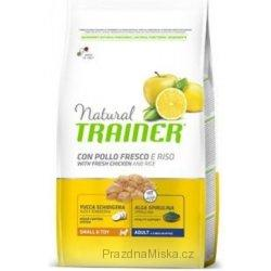 Trainer Natural Small Toy kuře Rýže 7kg