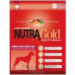 NUTRA GOLD Lamb and Rice Adult Dog 15 kg