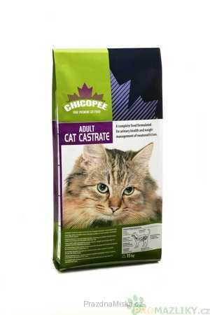 Chicopee Cat Adult Castrate 15 kg
