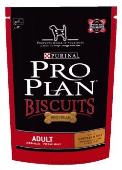 Purina ProPlan Biscuits Chicken+Rice 400g