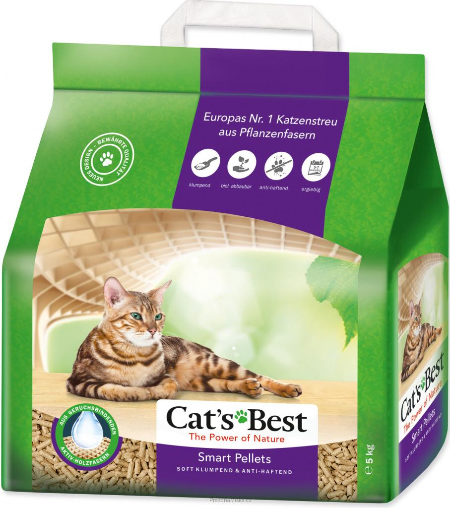 Cats Best SMART PELLETS (Nature Gold) 10 L/5kg