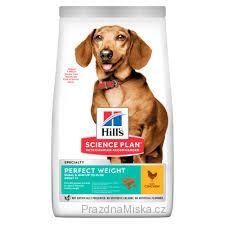 Hill's Science Plan Canine Adult Perfect Weight Small & Mini Chicken 6 kg
