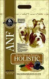 ANF CANINE ADULT HOLISTIC DUCK&POTATO 3KG