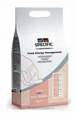 Specific CDD  Food Allergy Management 7 kg