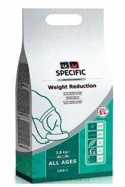 Specific CRD-1 Weight Reduction 12 kg