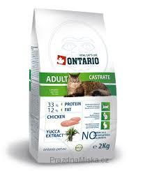 ONTARIO Adult Castrate 10 kg