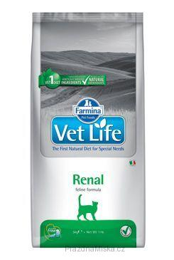 Vet Life Natural CAT Renal 10kg