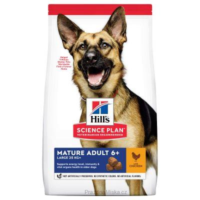 Hill's Science Plan Canine Mature 5+ Large Breed Chicken 18 kg