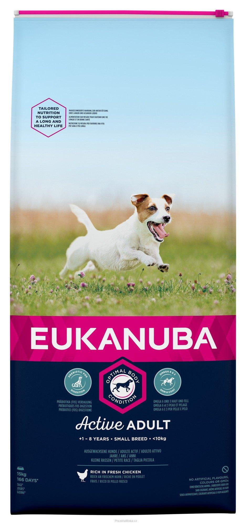 Eukanuba Adult Small 15 kg